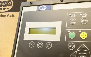 Bells Power Services FG Wilson control panel