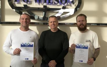 Qualified EST Engineers 2019