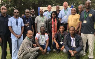 FCO training In Ethiopia